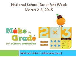 [Add your district's information here]