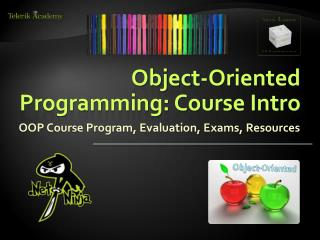 Object-Oriented Programming: Course Intro