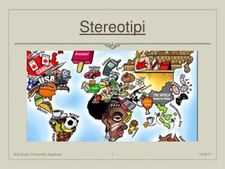 Stereotipi
