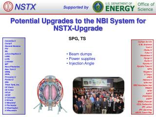 Potential Upgrades to the NBI System for NSTX-Upgrade