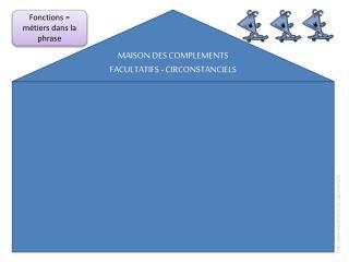 MAISON DES COMPLEMENTS FACULTATIFS - CIRCONSTANCIELS