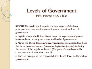 an overview of the necessity for the centralized form of government in canada Centralized government essay examples 2 total results an overview of the necessity for the centralized form of government in canada 320 words 1 page.