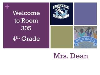 Mrs. Dean