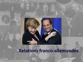 Relations franco- allemandes