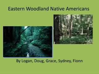 Eastern Woodland Native Americans