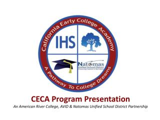 CECA  Program Presentation