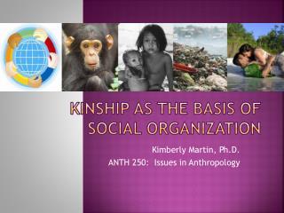 Kinship as the basis of social organization