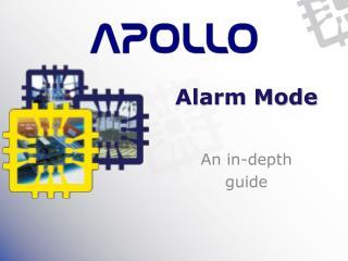 Alarm Mode