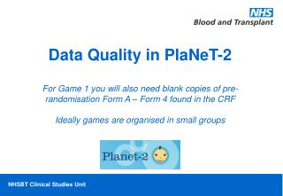 Data Quality in PlaNeT-2