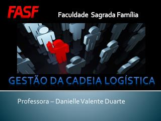 Gest�o da cadeia log�stica
