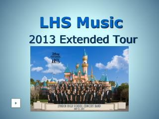 LHS  Music