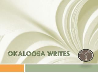 Okaloosa Writes
