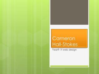 Cameron Hall-Stokes
