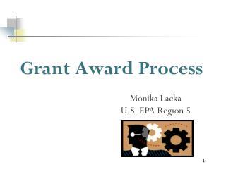 Grant Award Process