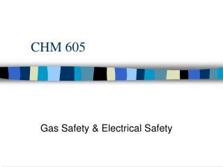 CHM 605