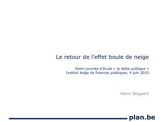 Henri  Bogaert