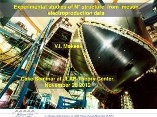 Experimental studies of N* structure   from  meson  electroproduction  data