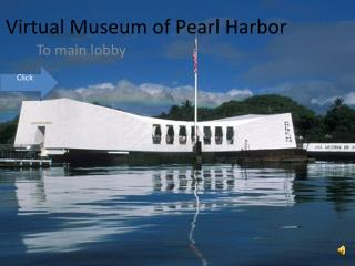 Virtual Museum of Pearl Harbor