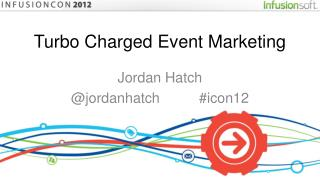 Turbo Charged Event Marketing