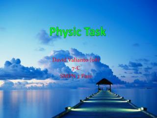 Physic Task