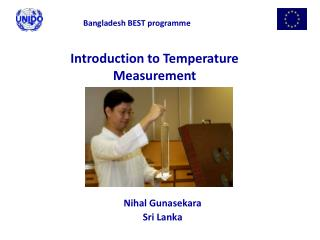 Introduction to Temperature Measurement
