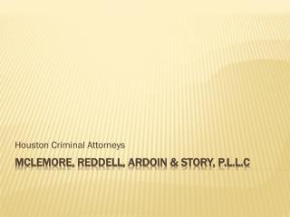 Find Houston Criminal Attorney online