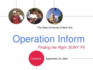Finding the Right SUNY Fit