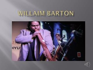 Willaim barton