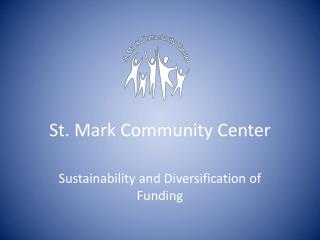 St. Mark Community Center