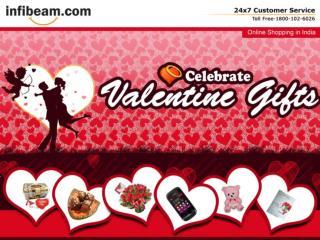 Valentine Gifts, Valentine Gifts to India, Valentine 2012, S