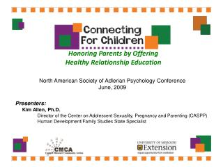 Honoring Parents by Offering  Healthy Relationship Education