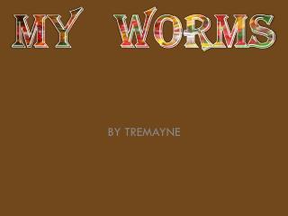 BY TREMAYNE