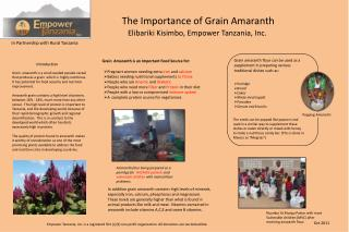 In Partnership with Rural Tanzania