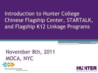 November 8th, 2011 MOCA, NYC