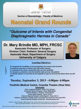 Neonatal Grand Rounds