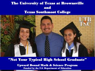 The University of Texas at Brownsville