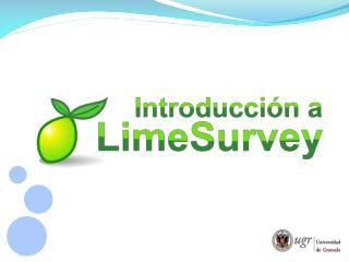 ¿Qué es  Limesurvey ?