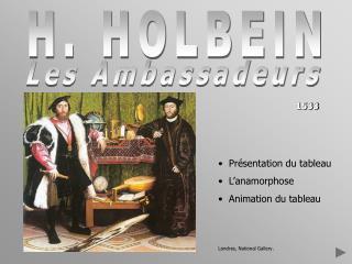 H. HOLBEIN