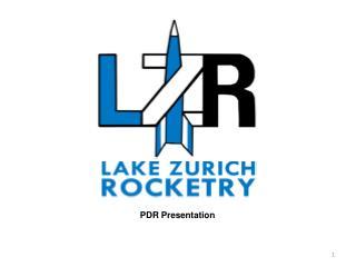PDR Presentation