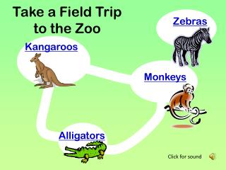 Take a Field Trip to the Zoo