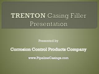 TRENTON  Casing Filler Presentation
