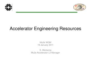 Accelerator Engineering Resources