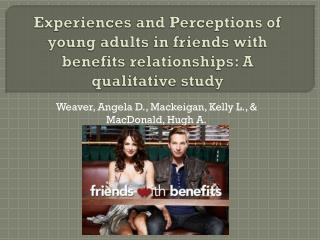 Weaver, Angela D.,  Mackeigan , Kelly L., & MacDonald, Hugh A.