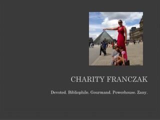 Charity  Franczak