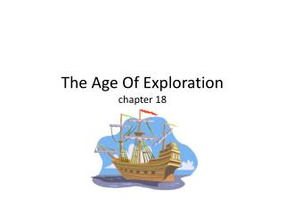 The Age Of Exploration chapter 18