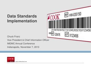 Data Standards Implementation