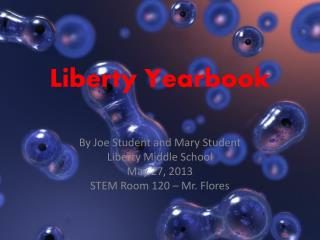 Liberty Yearbook