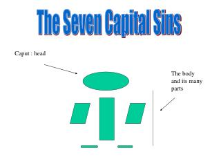 The Seven Capital Sins