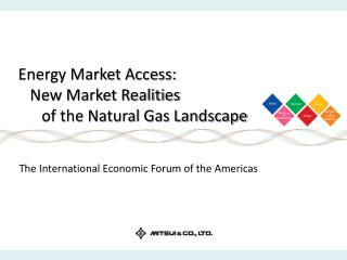 Energy Market Access:     New  Market Realities    of  the Natural Gas Landscape