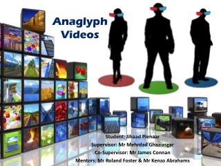 Anaglyph Videos